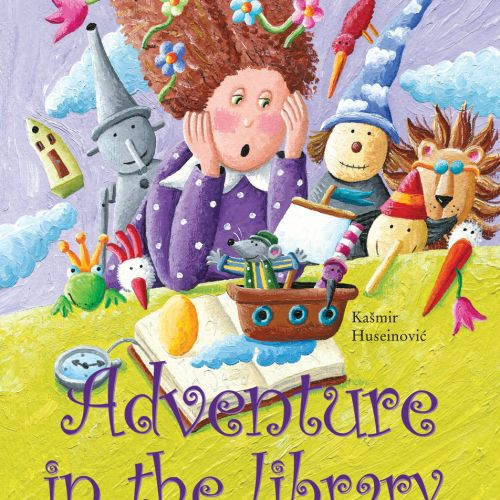 Adventure in the Library